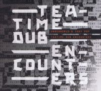 Cover Underworld & Iggy Pop - Teatime Dub Encounters [EP]